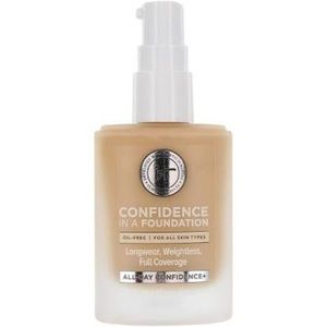Confidence in a Foundation - Tan Natural 330